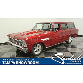 1966 Chevrolet Nova for sale 101088233