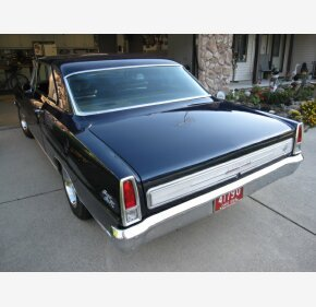 1966 Chevrolet Nova Coupe for sale 101206546