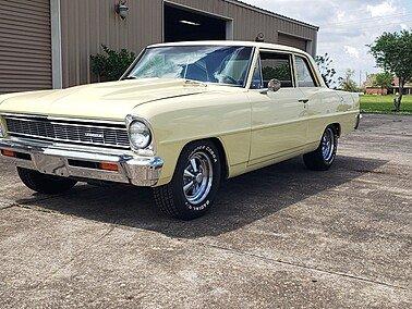 1966 Chevrolet Nova for sale 101301421