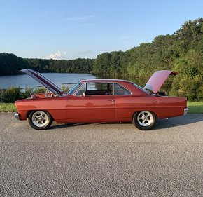 1966 Chevrolet Nova for sale 101380040