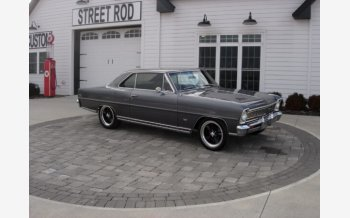 1966 Chevrolet Nova for sale 101459619