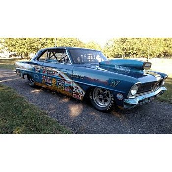 1966 Chevrolet Nova for sale 100828208