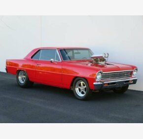 1966 Chevrolet Nova for sale 100873941
