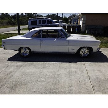 1966 Chevrolet Nova for sale 100973525