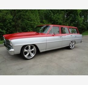 1966 Chevrolet Nova for sale 100986631