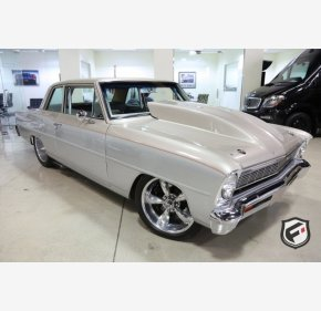 1966 Chevrolet Nova for sale 100989302