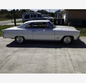 1966 Chevrolet Nova for sale 100989460