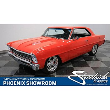 1966 Chevrolet Nova for sale 101012598