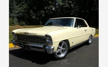 1966 Chevrolet Nova for sale 101023748