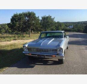 1966 Chevrolet Nova for sale 101064097