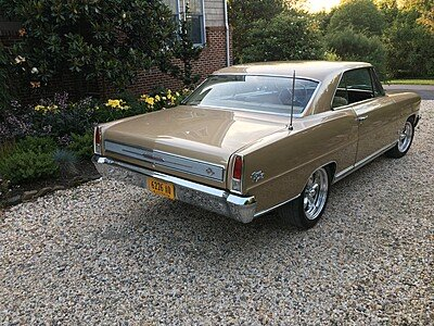 1966 Chevrolet Nova Coupe for sale 101071839