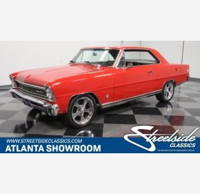 1966 Chevrolet Nova for sale 101096278