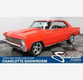 1966 Chevrolet Nova for sale 101107162