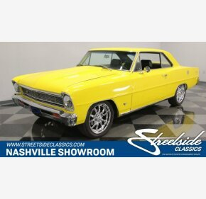 1966 Chevrolet Nova for sale 101110909
