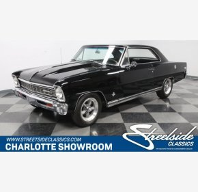 1966 Chevrolet Nova for sale 101126127