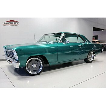 1966 Chevrolet Nova for sale 101144026