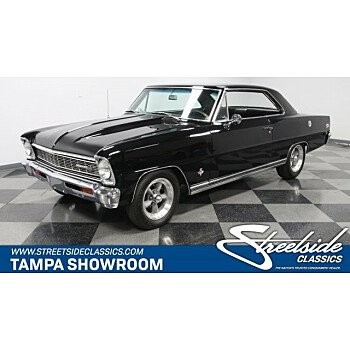 1966 Chevrolet Nova for sale 101162171