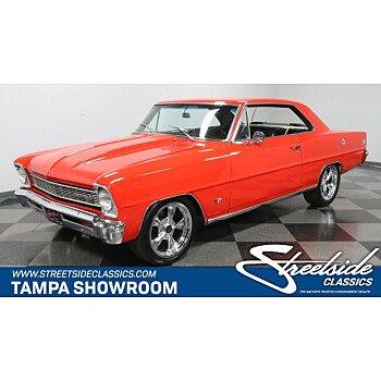 1966 Chevrolet Nova for sale 101164638