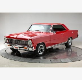 1966 Chevrolet Nova for sale 101214199