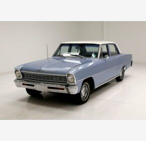 1966 Chevrolet Nova for sale 101230476