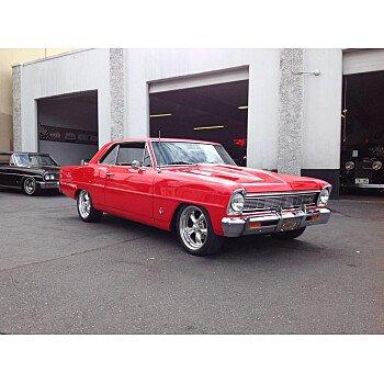 1966 Chevrolet Nova for sale 101249168