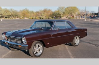 1966 Chevrolet Nova Coupe for sale 101288929