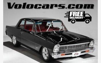 1966 Chevrolet Nova for sale 101301304