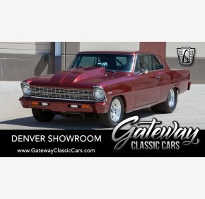 1966 Chevrolet Nova for sale 101332148