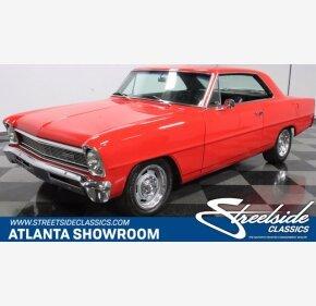 1966 Chevrolet Nova for sale 101358289