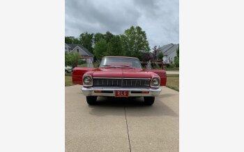 1966 Chevrolet Nova Sedan for sale 101370206