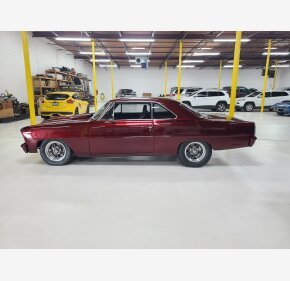 1966 Chevrolet Nova Coupe for sale 101370575