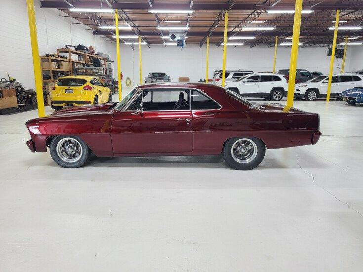 1966 Chevrolet Nova Coupe for sale 101370575