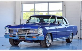1966 Chevrolet Nova for sale 101378833