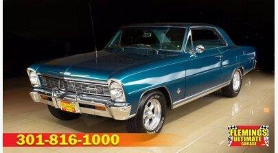 1966 Chevrolet Nova for sale 101379397