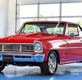 1966 Chevrolet Nova for sale 101386274