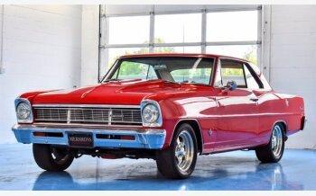 1966 Chevrolet Nova for sale 101386274