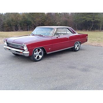 1966 Chevrolet Nova for sale 101437460