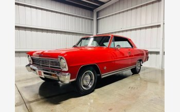 1966 Chevrolet Nova for sale 101467683