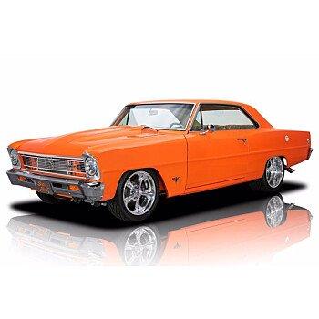 1966 Chevrolet Nova for sale 101470049