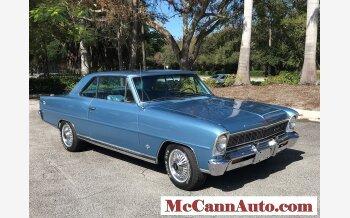 1966 Chevrolet Nova Coupe for sale 101496576