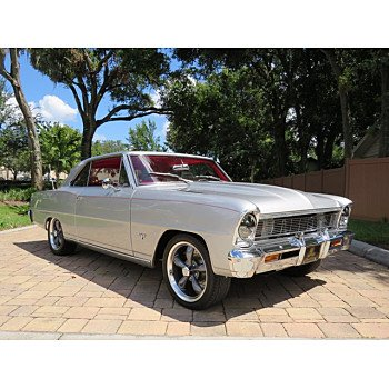 1966 Chevrolet Nova for sale 101555994