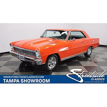 1966 Chevrolet Nova for sale 101570118