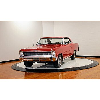 1966 Chevrolet Nova for sale 101580028