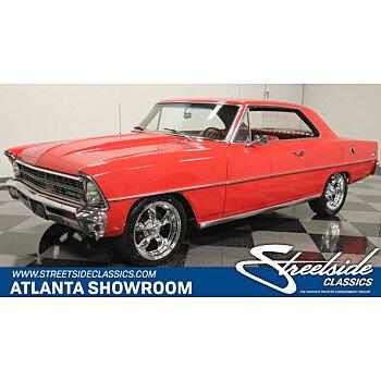 1966 Chevrolet Nova for sale 101589611