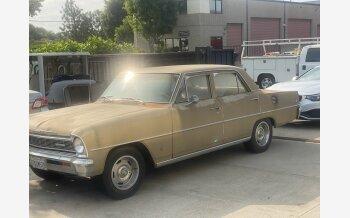1966 Chevrolet Nova Sedan for sale 101606749