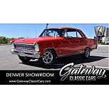 1966 Chevrolet Nova for sale 101613046