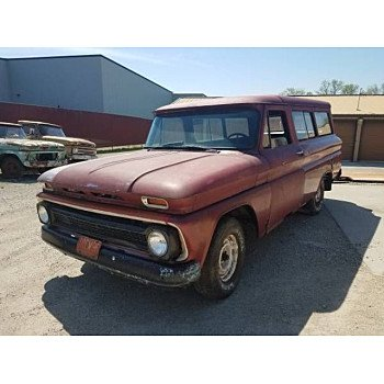 1966 Chevrolet Suburban for sale 100885822