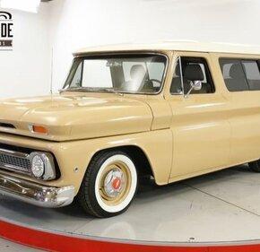 1966 Chevrolet Suburban for sale 101226938