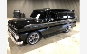 1966 Chevrolet Suburban 2WD for sale 101379211