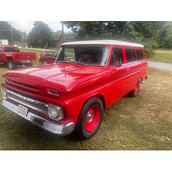 1966 Chevrolet Suburban for sale 101392230